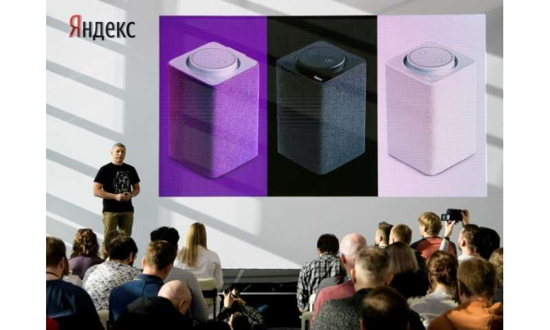 "Yandex instead announced a new smart speaker that uses the voice of ""Alisa""—a virtual assistant similar to Amazon's Al"