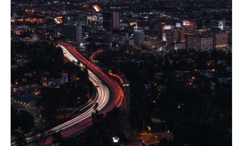 Yep, driving home does take longer than driving to work in L.A., research shows