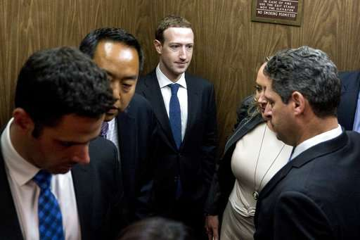 Yes, Mark Zuckerberg will wear a suit for Congress testimony