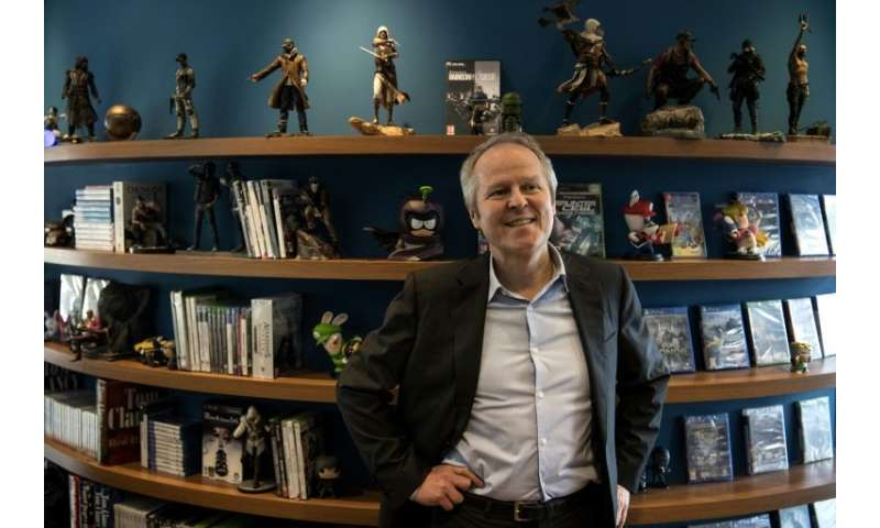 Ubisoft Aims To Rack Up Five Billion Players With Tencent Deal