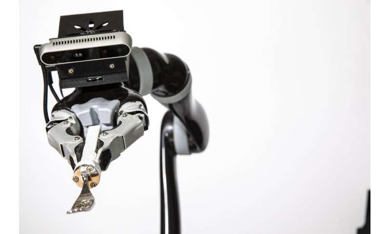 Un cadre d'acquisition des morsures pour les systèmes d'alimentation assistée par robot  Un cadre d'acquisition des morsures pour les systèmes d'alimentation assistée par robot 1 abiteacquisi