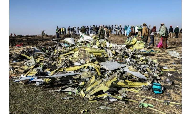 An Ethiopian Airlines Boeing 737 MAX 8 went down minutes into a flight to Nairobi, killing all 157 people on board