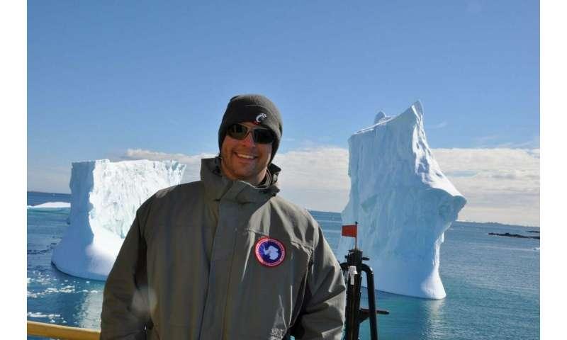 Antarctic flies protect fragile eggs with 'antifreeze'