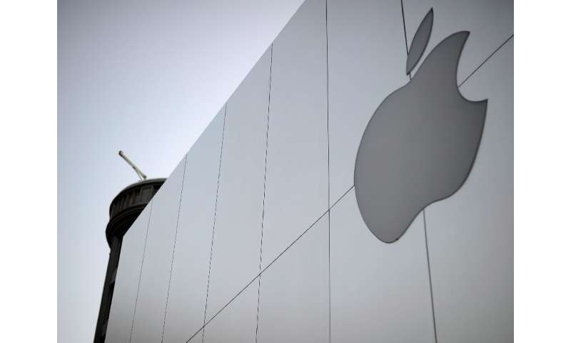 Apple shares rallied after its quarterly update showed gains in services, offsetting weaker iPhone sales