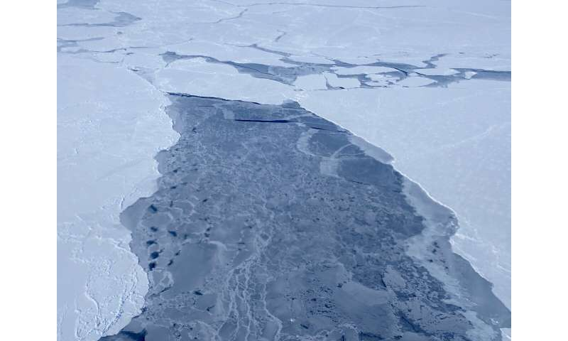 Arctic sea ice 2019 wintertime extent is seventh lowest
