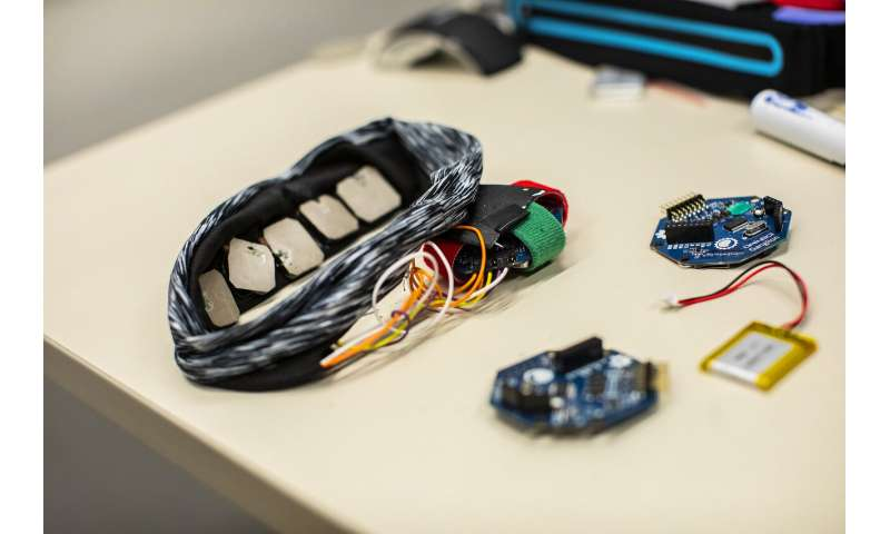 A wearable new technology moves brain monitoring from the lab to the real world