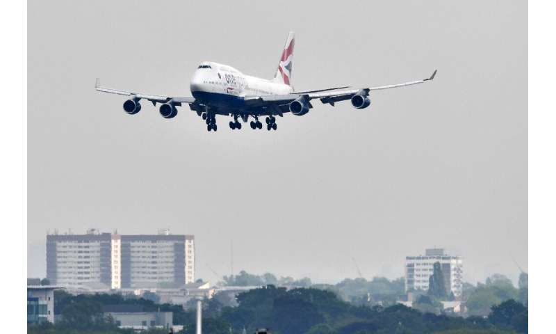 BA parent group IAG said the UK Information Commissioner's Office intends to issue the airline with a penalty notice under the U