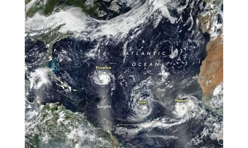 Big storm clusters are on the increase – what this means for hurricane hotspots