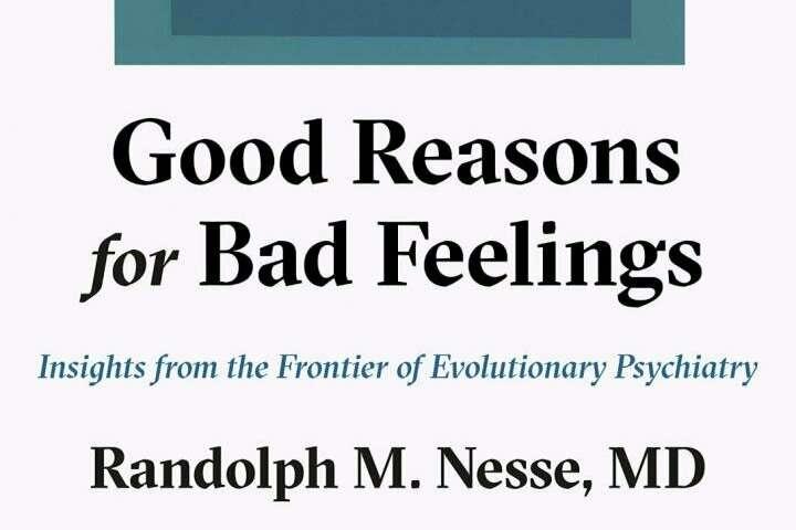 Book provides a new framework for making sense of mental illness