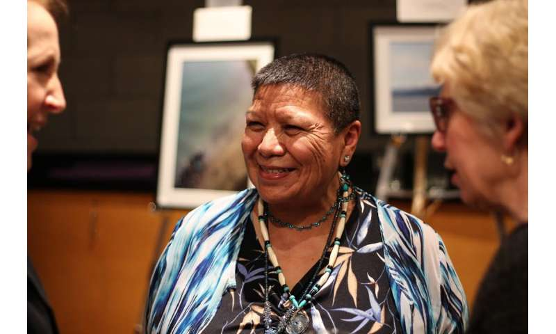 Cultural practices improve health care for indigenous women living with violence.