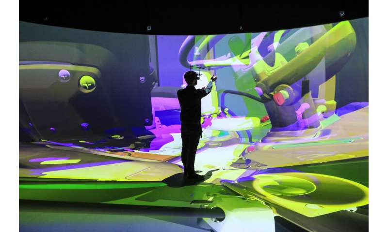 Cutting-edge VR in Magdeburg