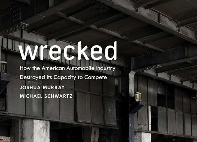 Decline of U.S. auto industry linked to midcentury shift in production models