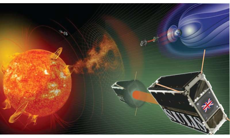 Details of UK-led solar science mission revealed at National Astronomy Meeting