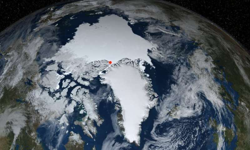 Disappearing sea ice is changing the whole ecosystem of the Arctic Ocean
