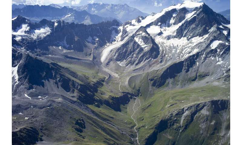 EPFL researchers make a key discovery on how alpine streams work