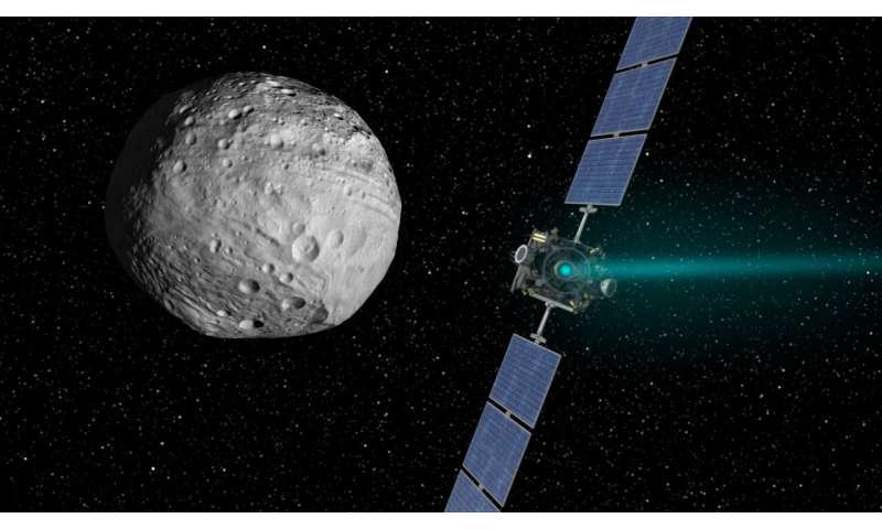 ESA's Hera asteroid mission borrows eyes of NASA's Dawn