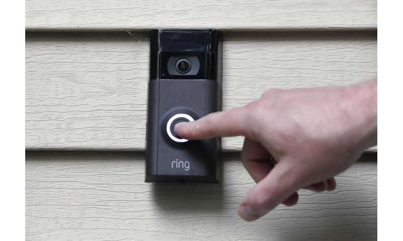 Fast-growing web of doorbell cams raises privacy fears