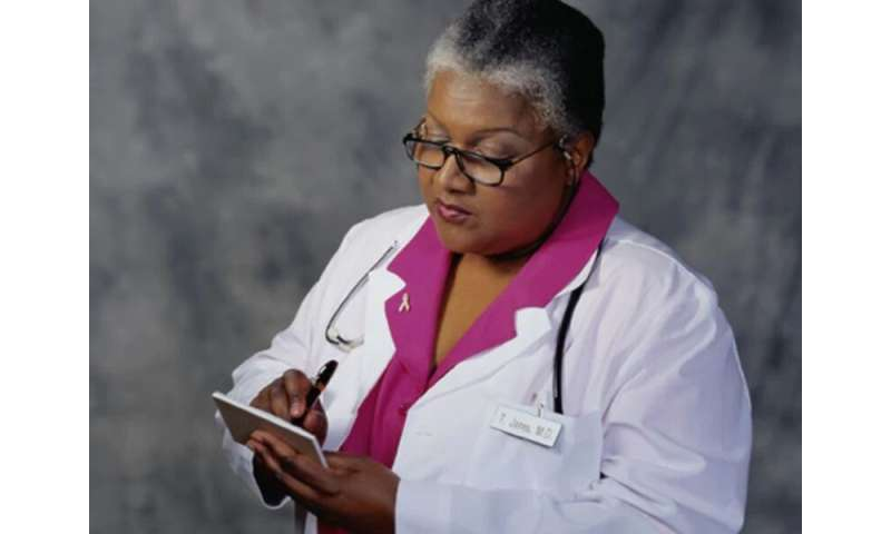 Female radiation oncologists receive lower medicare reimbursement