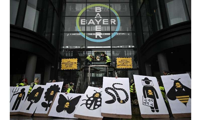Bayer admits Monsanto may have other 'watch lists'