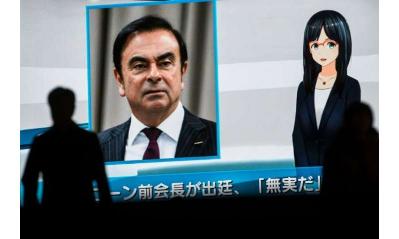 Former Nissan chief Carlos Ghosn is fighting a string of allegations of financial misconduct