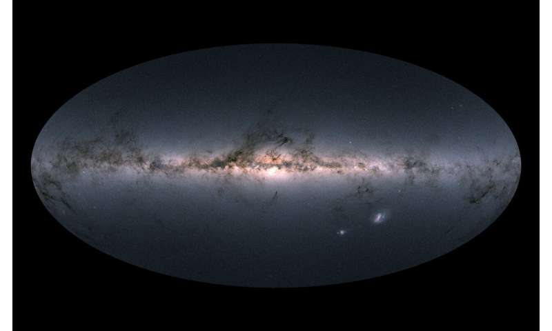 Gaia's biggest operation since launch