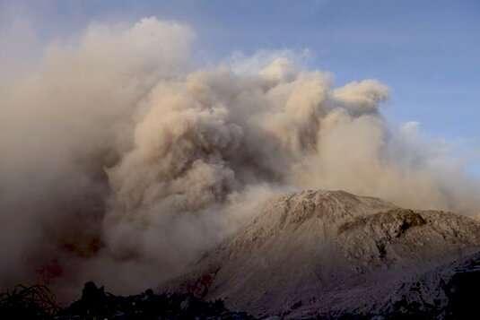 Geological fingerprinting of volcanic ash