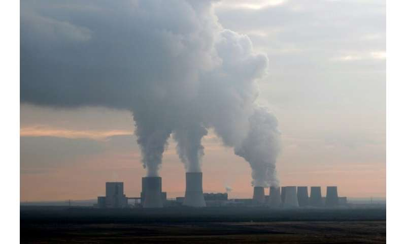 Germany's government acknowledged last year that it would not meet a 2020 target to cut greenhouse emissions by 40 percent compa