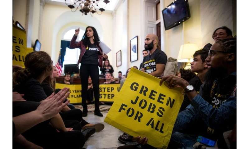 Green New Deal critics can't see the forest for the trees