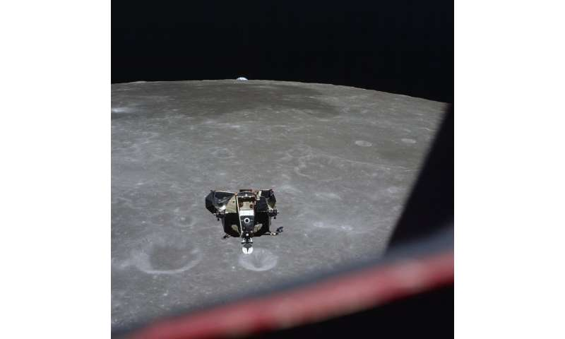 Here's a fact: We went to the moon in 1969