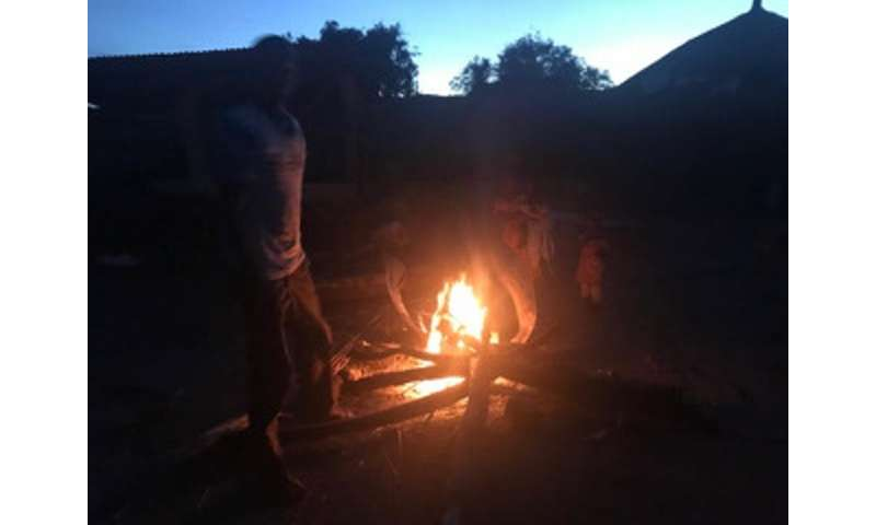 How an ancient fireside gathering could tackle HIV stigma in Uganda