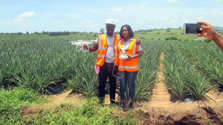 How digital technologies can help Africa's smallholder farmers