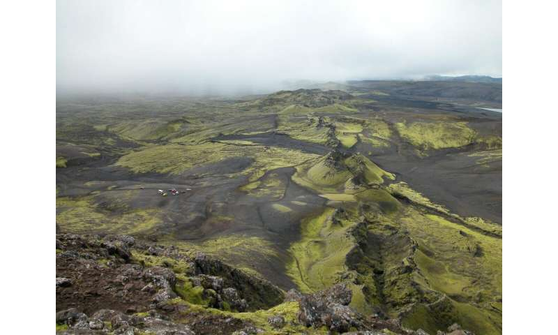 Iceland volcano eruption in 1783-84 did not spawn extreme heat wave