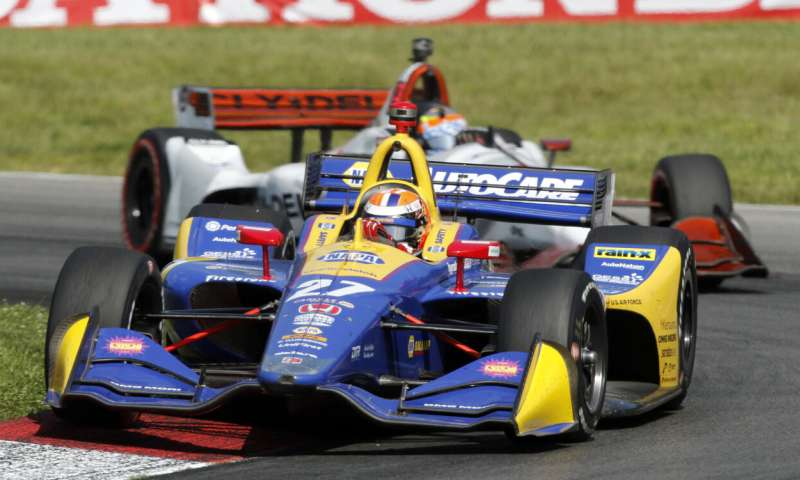 IndyCar to use hybrid technology to boost horsepower, safety