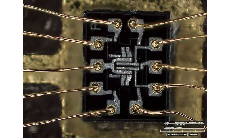 Integrated circuits, or microchips, were an essential part of the miniaturization process of placing computers on