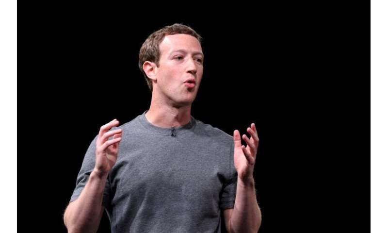 """Mark Zuckerberg says many Facebook users would be interested in a dedicated """"news tab"""" to find professional """"high"""