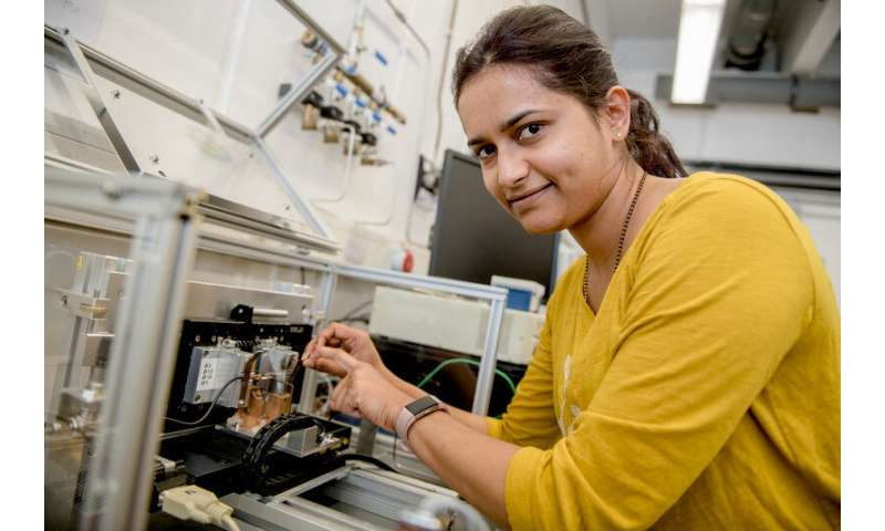 Monitoring the lifecycle of tiny catalyst nanoparticles