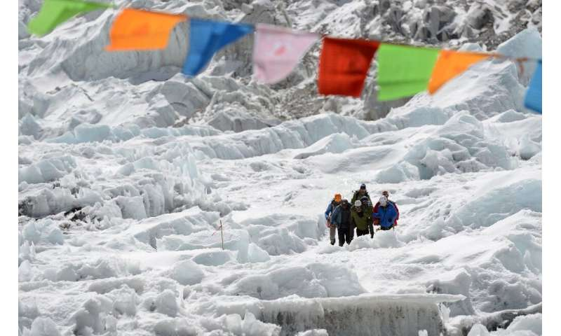 Mount Everest was first ascended in 1953, but the route to the top is still as deadly as ever: eleven people died during the 201