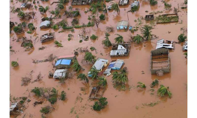 Nearly three million people have been affected in Mozambique, Zimbabwe and Malawi