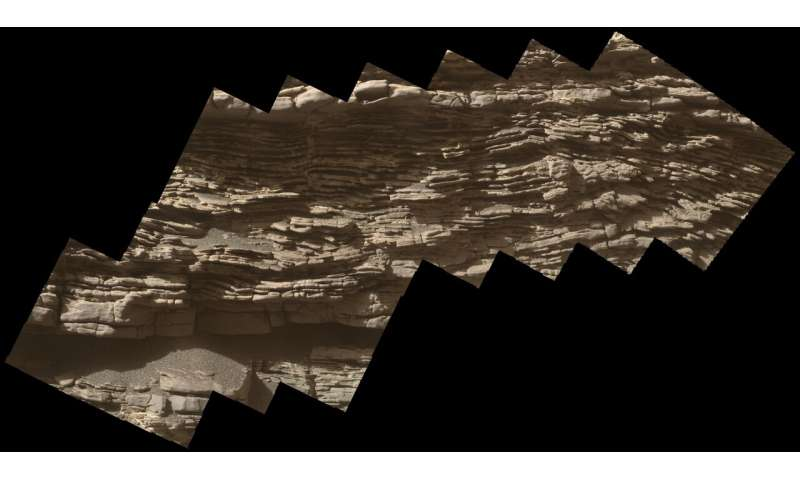New finds for Mars rover, seven years after landing