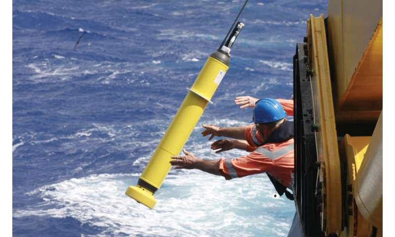 New research offers solution to riddle of ocean carbon storage