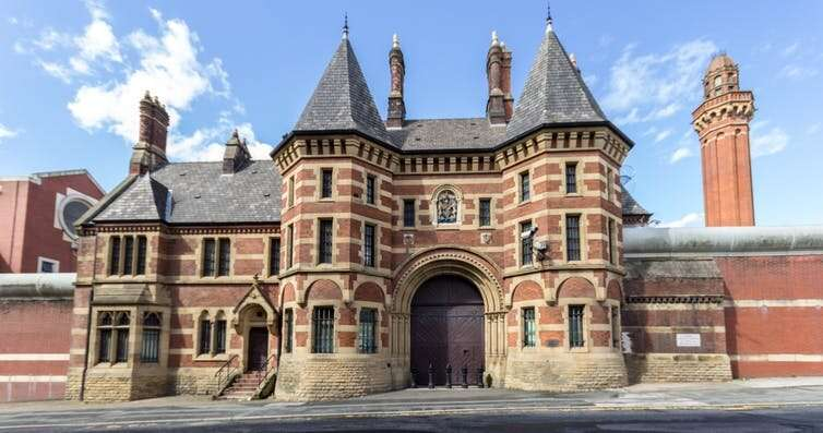 Prisons and asylums prove architecture can build up or break down a person's mental health