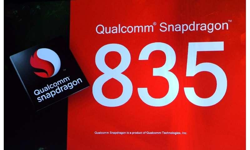Qualcomm's mobile processors are used in most premium smartphones