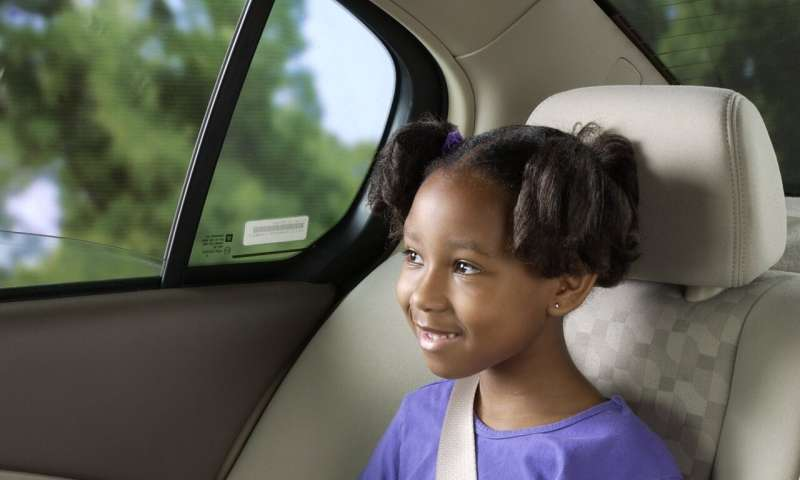 Rear-facing safety seats still best protection for youngest passengers