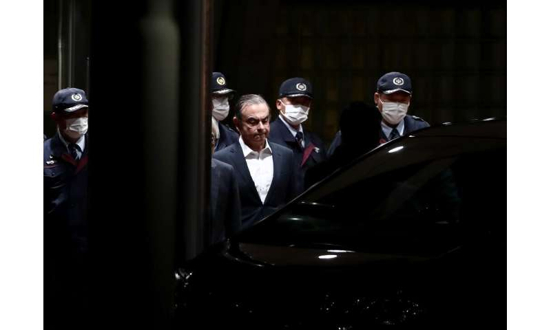 Relations between Renault and Nissan have been strained since the arrest of former boss Carlos Ghosn in November