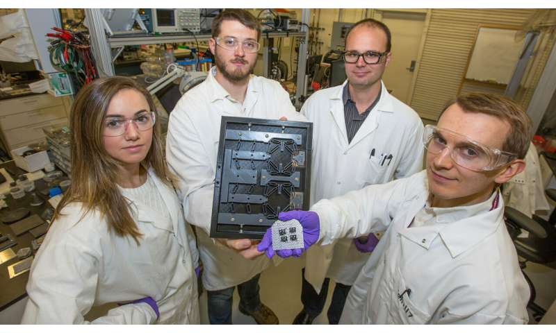 Researchers look to computing's past to unlock 3-D-printed mechanical logic gates for the future