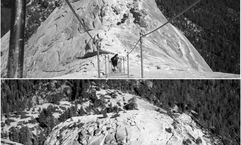 Restricted permit-only access to Yosemite National Park's Half Dome summit, anticipated to improve hiker safety, did not