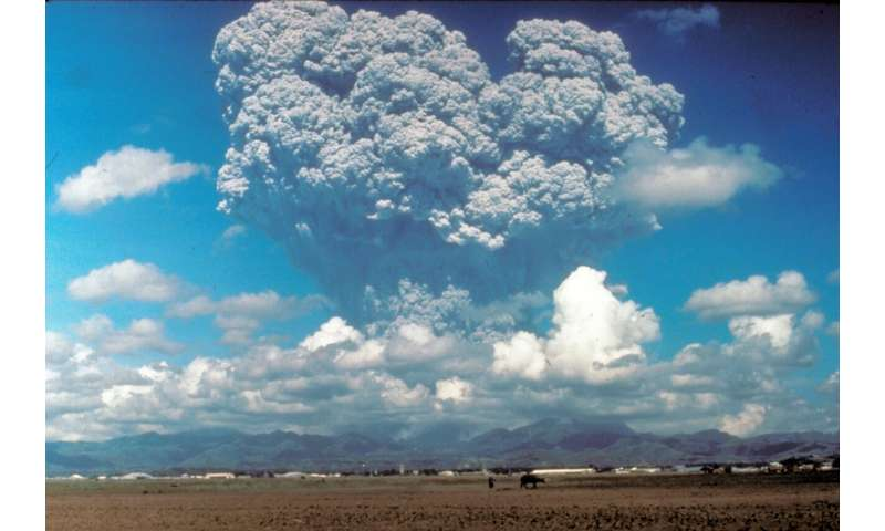 Revising the history of big, climate-altering volcanic eruptions