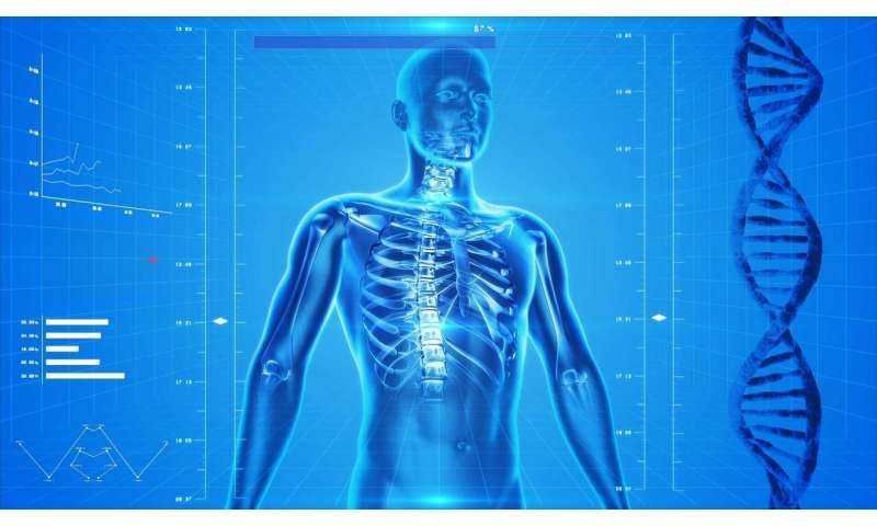 New skeletal disease found and explained