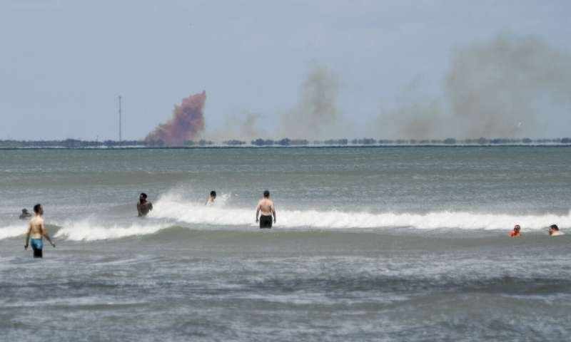 SpaceX suffers serious setback with crew capsule accident