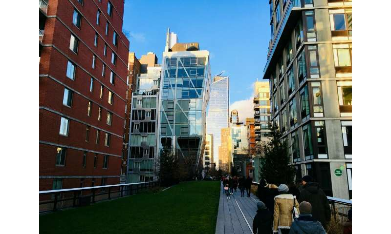 Study highlights lack of fair access to urban green spaces